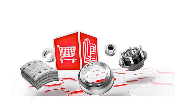Neuer Spare Parts Onlineshop